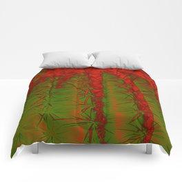 Cacti Abstract II Comforters