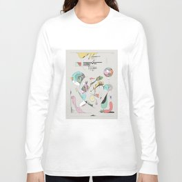 Data for the End Long Sleeve T-shirt