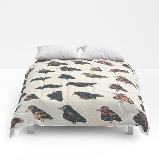 crow-152 Comforters