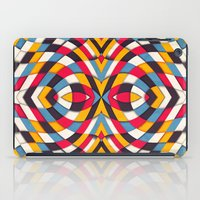 stained glass iPad Cases featuring Stained Glass by Danny Ivan