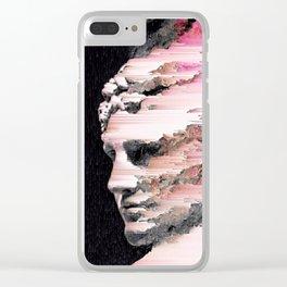 R E M N A N T S Clear iPhone Case
