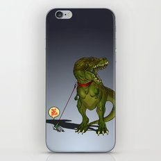 NO ZEUS iPhone & iPod Skin