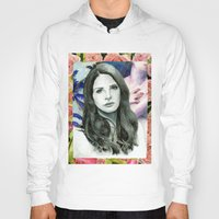 ultraviolence Hoodies featuring ULTRAVIOLENCE by Jethro Lacson