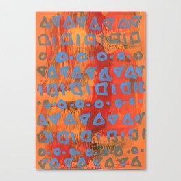 Magic Carpet #2 Canvas Print