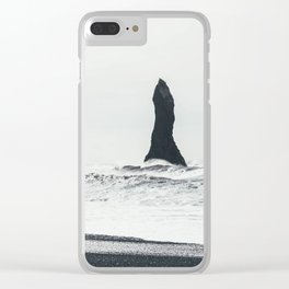 Iceland Clear iPhone Case