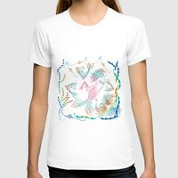 mermaid T-shirts featuring Mermaid by famenxt