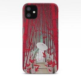 Yuki- onna iPhone Case
