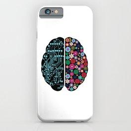 Brain iPhone Case