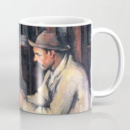 Paul Cézanne - The Card Players Coffee Mug