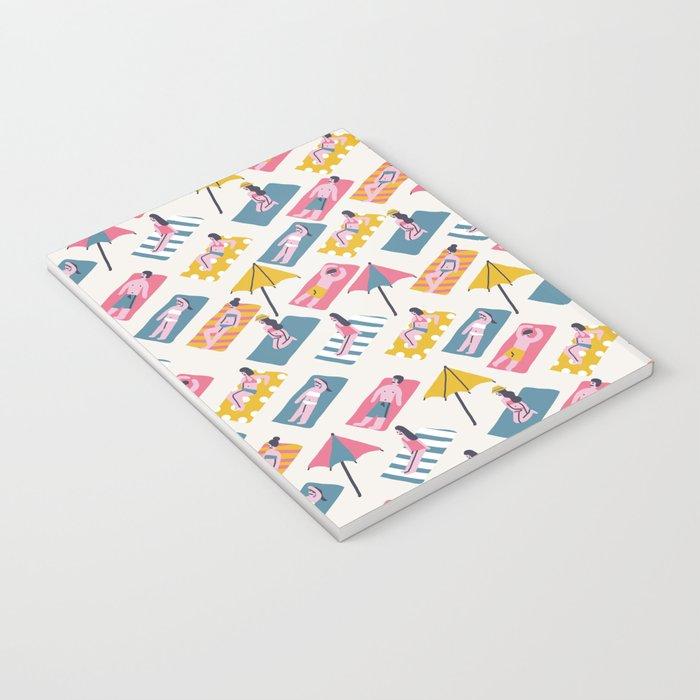 Beach Time Notebook