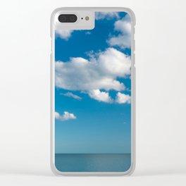 Florida Keys Reef Clear iPhone Case