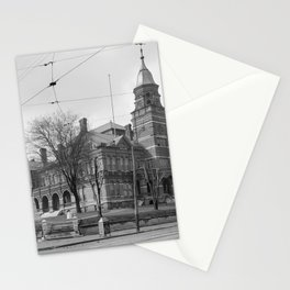 The Knox County Courthouse in Knoxville, Tennessee Stationery Cards