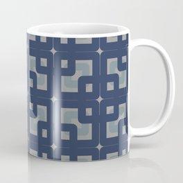 60s fabric n°2 Coffee Mug