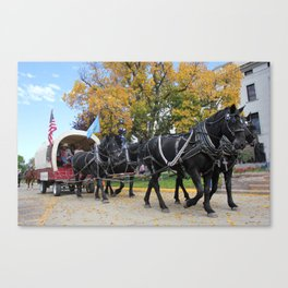 Klein Team Canvas Print