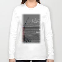 istanbul Long Sleeve T-shirts featuring istanbul by Cenk Cansever
