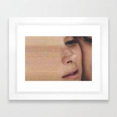 Bazaar #25 Framed Art Print
