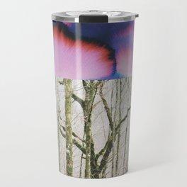 peace analogic collab Dylan silva Travel Mug