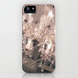 Crystal Light iPhone Case