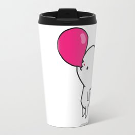 Mononoco with Bubble Gum  Travel Mug