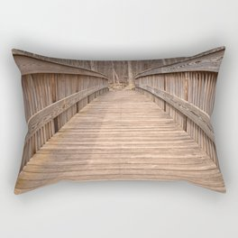 Cunningham Forest Bridge Rectangular Pillow