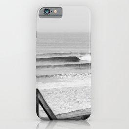 Wave of the day, Bells Beach, Victoria, Australia iPhone Case
