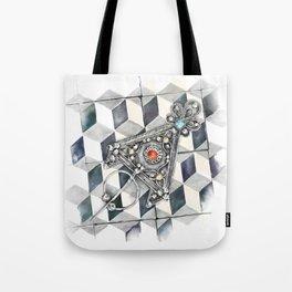 Moroccan Berber fibula Tote Bag