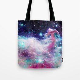 Unicorn Horsehead Nebula Tote Bag