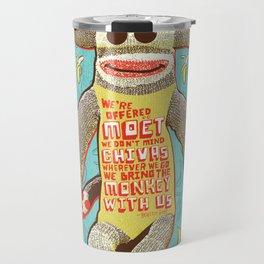 Bring the Monkey Travel Mug