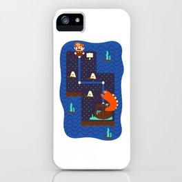 Overworld: Deep iPhone Case