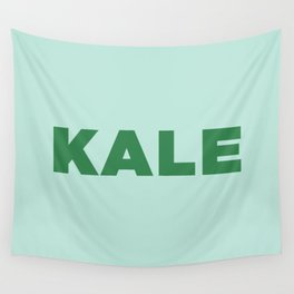 Kale  Wall Tapestry