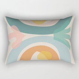 just before summer Rectangular Pillow