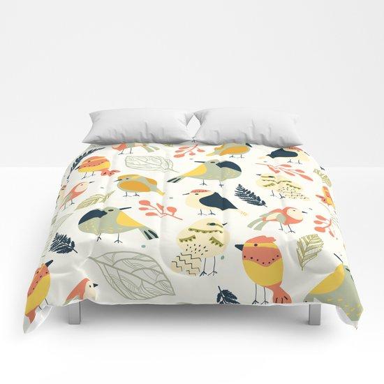 BİRDYLEAF Comforters