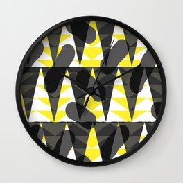 Confetti safari V1 Wall Clock