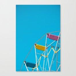 Ferris_Wheel - Northern Michigan Canvas Print