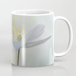 Irresistible Wood Anemone.... Coffee Mug