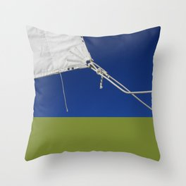 Turks and Caicos 01 (limited edition 30/30) Throw Pillow