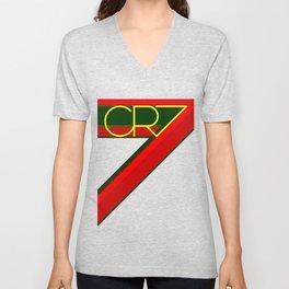 CR7 Unisex V-Neck