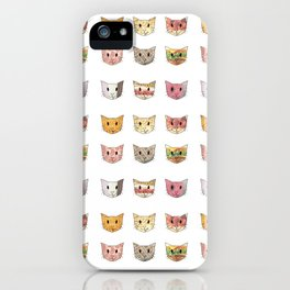 Food & Cats iPhone Case