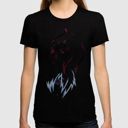 Ciel Phantomhive and Sebastian Michaelis T-shirt