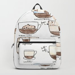 espresso ii Backpack