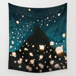 The Mage Wall Tapestry
