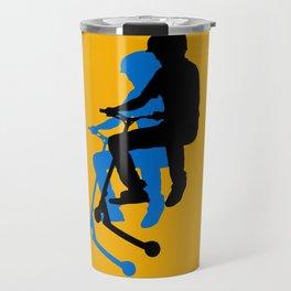 Landing Gears - Stunt Scooter Rider Travel Mug