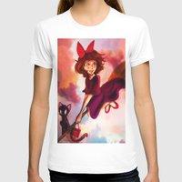 kiki T-shirts featuring Kiki by Beejutsu