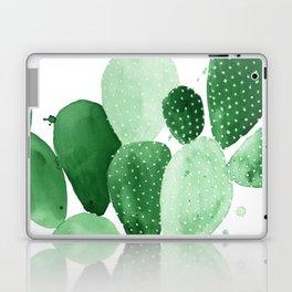 Green Paddle Cactus II Laptop & iPad Skin