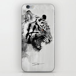Tiger - The king of the jungle iPhone Skin