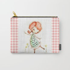 The Way You Move by Diane Duda Carry-All Pouch