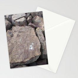 Panda Rock Stationery Cards