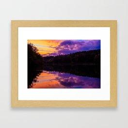 Sweet Home Alabama Framed Art Print