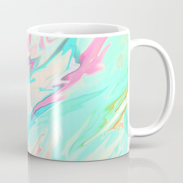 Sea of Spring Coffee Mug