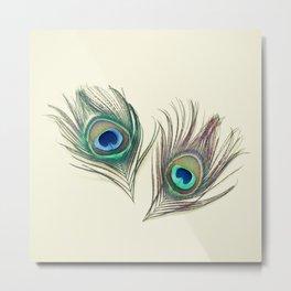 Eyes Metal Print
